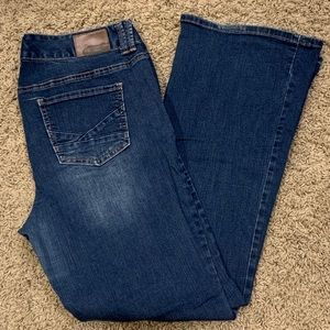 Maurices BootCut Jeans Size 16